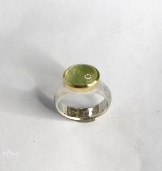 Prehnit Ring